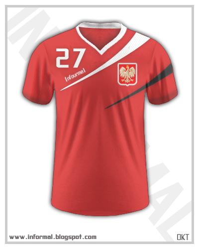 Poland Away / Infourmal