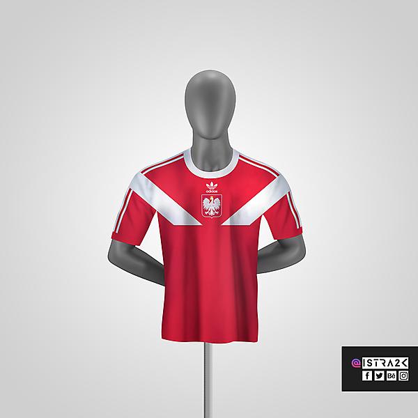 Poland X Adidas - Away