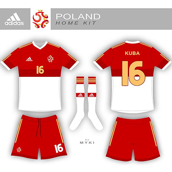 Polish National Home Kit