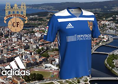 Pontevedra CF away