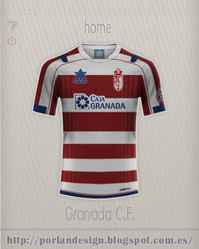 PORLANDESIGN - GRANADA CF