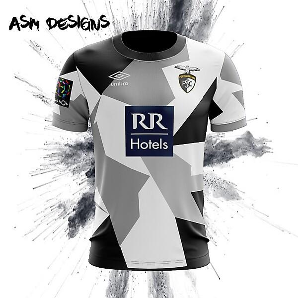 Portimonense S.C. Umbro 2018 Home Kit