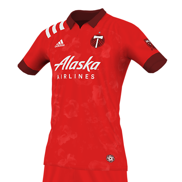 Portland Timbers: Rose City Red