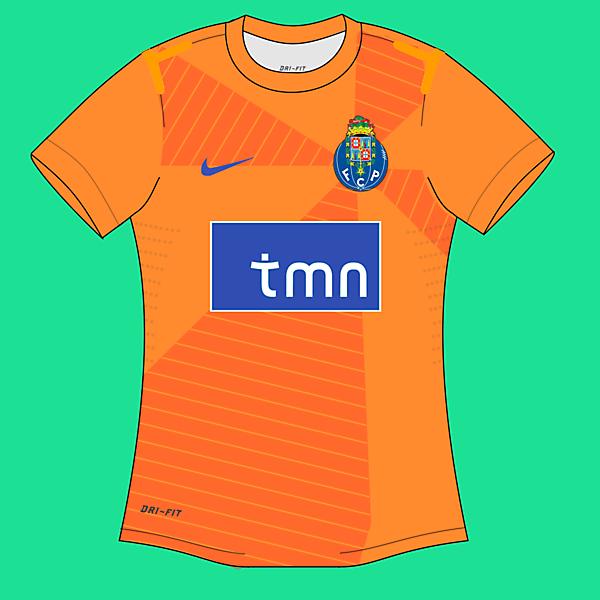 2012-2013 Nike Porto FC Away Kit