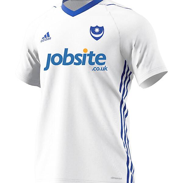 Portsmouth FC Adidas Away kit