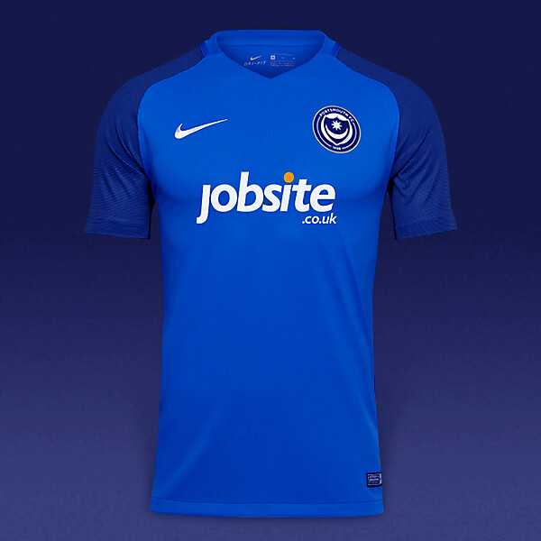 Portsmouth FC Nike 2018/19 Home Kit