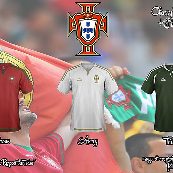 Portugal Adidas Concept 15/16