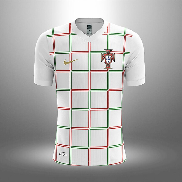 Portugal away concept kit