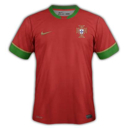 Portugal Home World Cup 2014 Fantasy