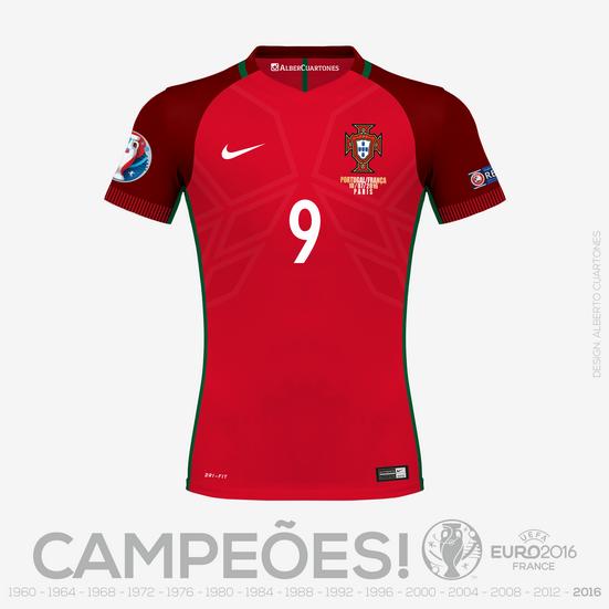 Portugal UEFA EURO 2016™ Winner