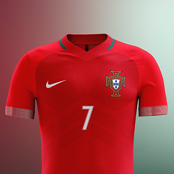 Portugal x Nike - 1st front