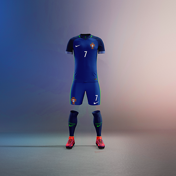 Portugal x Nike - 2nd front