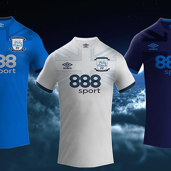 Preston North End  Fc / Umbro Kits