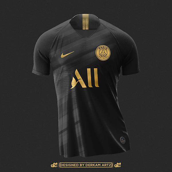 PSG - Away Kit