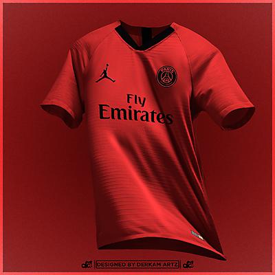 PSG - Away Kit (2019/20)