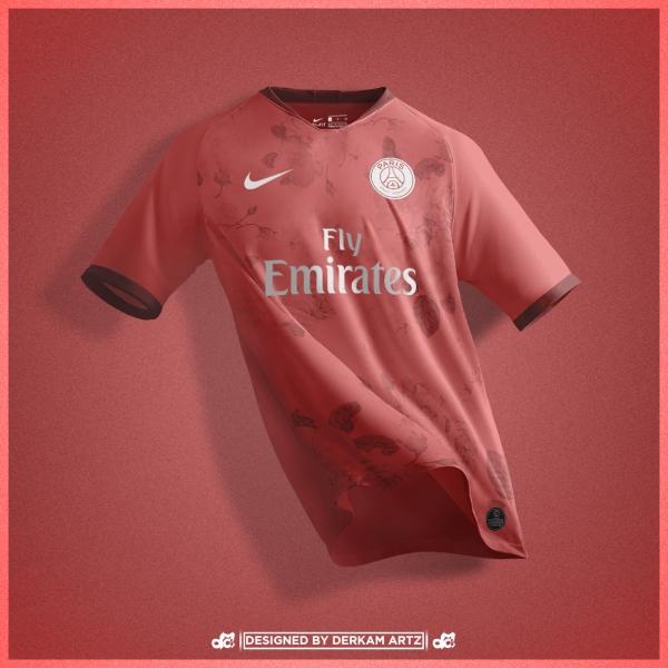 PSG - Valentine's Day Kit (2019)