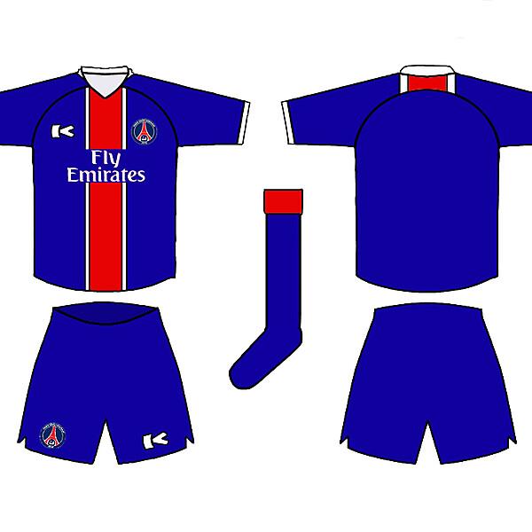 PSG - keenan sportswear