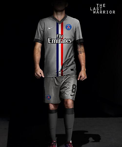 PSG 2014-2015 Champions Kit