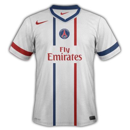 PSG fantasy kits for 2014/15