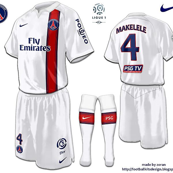 PSG away fantasy