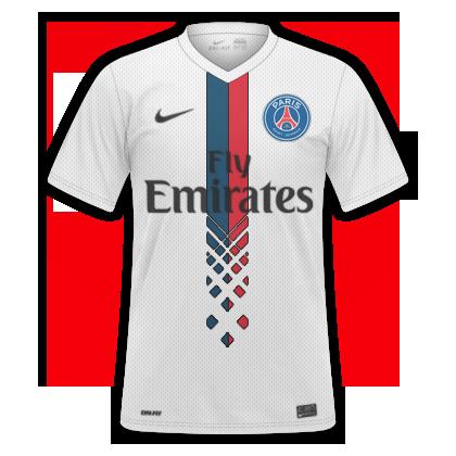 PSG Away Fantasy Kit
