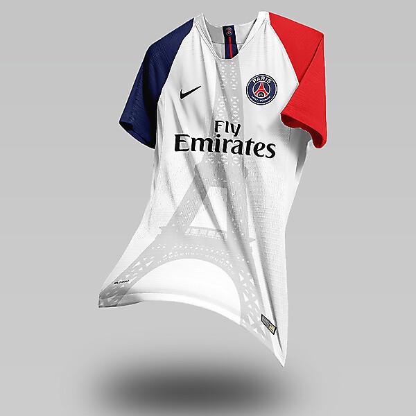 PSG Away Kit Concept