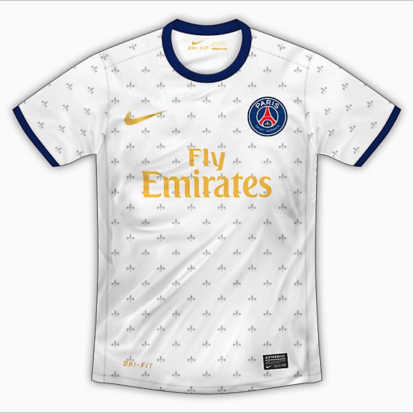 PSG Away Shirt - Nike