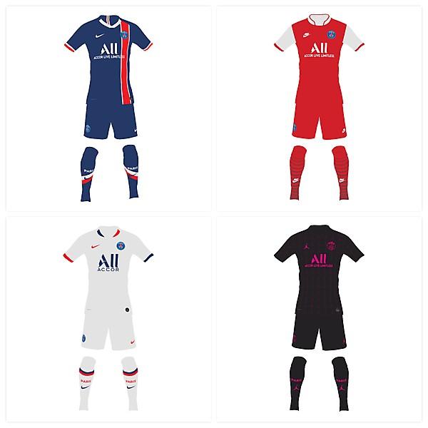 PSG fantasy kits 19/20