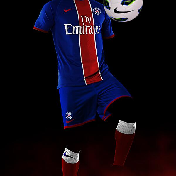 PSG Historical Modern Kit 2014-2015