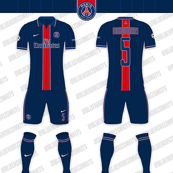 PSG Home Kit (UCL)