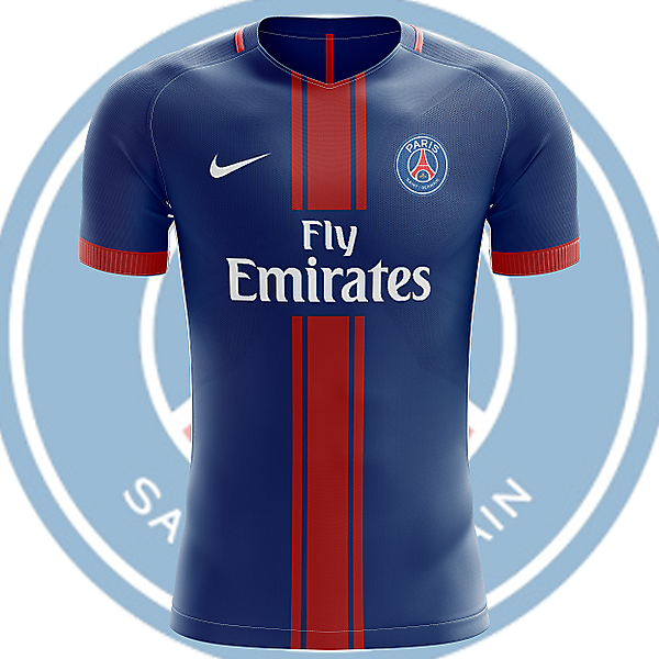 PSG home shirt 2017-2018