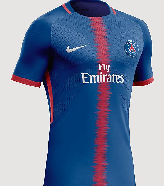 PSG Home Shirt 2018/2019