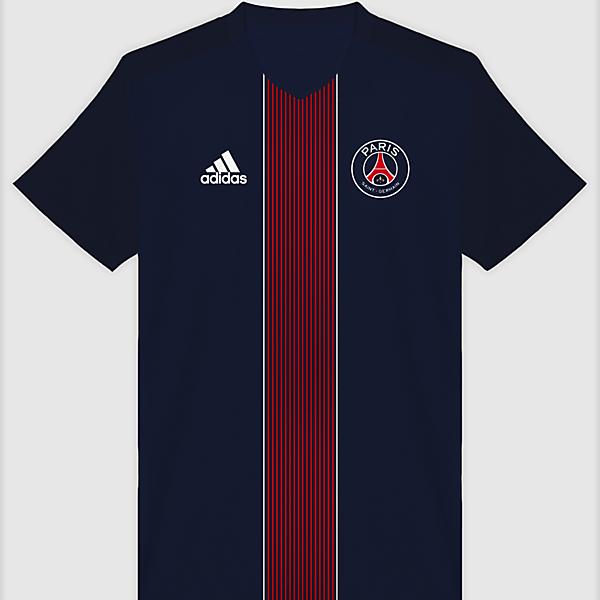 PSG Home x Adidas