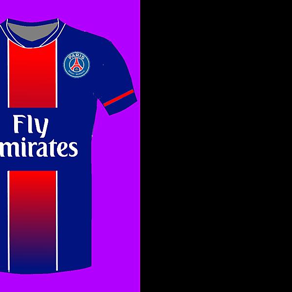 PSG nike fantasy