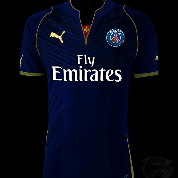 PSG Puma Away Kit