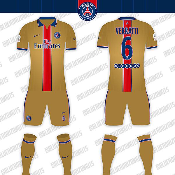 PSG Third Kit