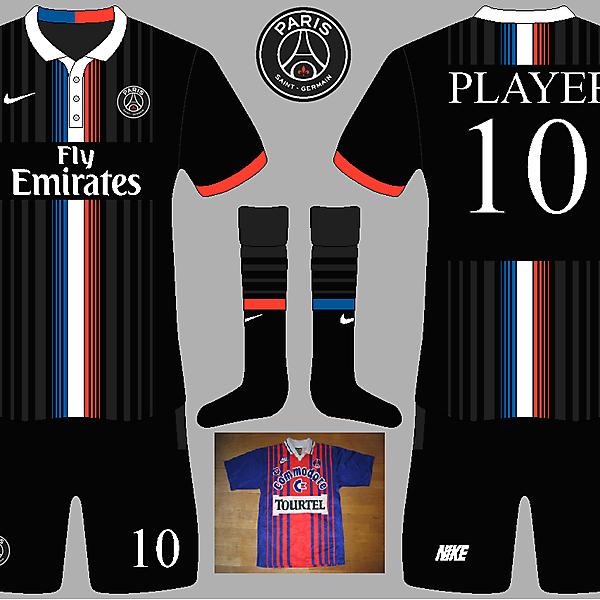 PSG Third Kit (inspired by 1993/1994 kit)
