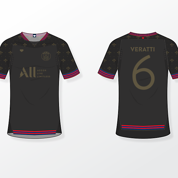 PSG [third shirt]