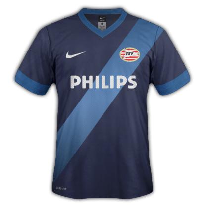 PSV fantasy kits with Nike