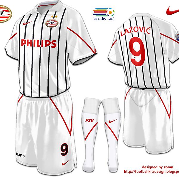 PSV fantasy away