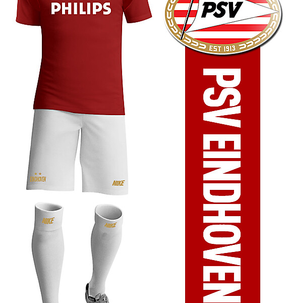 PSV Eindhoven 2014-2015 Home