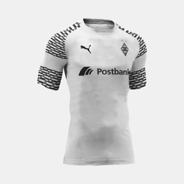 Puma Borussia Monchengladbach 2019-20 Home Jersey Concept