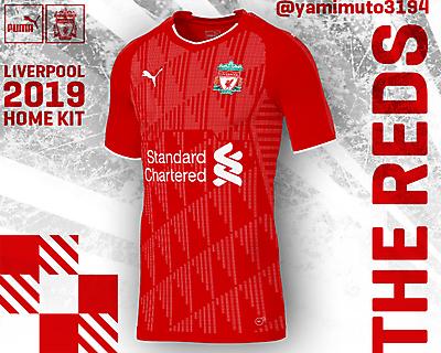 Puma Liverpool Home Shirt