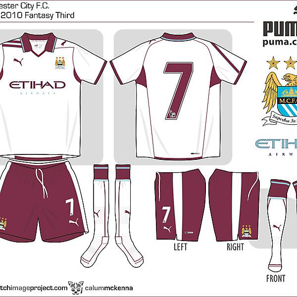 Man City fantasy Puma Third