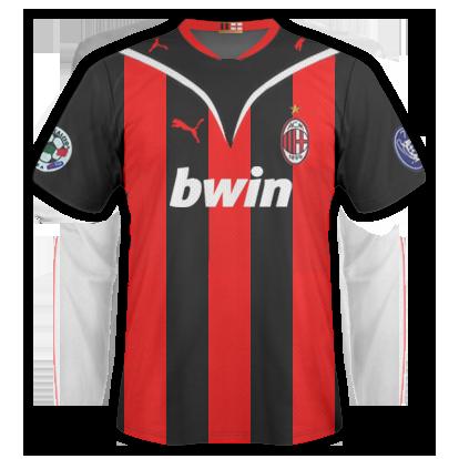 AC Milan 2009/10 by Puma