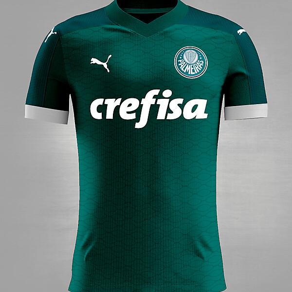 Puma Palmeiras Home 2018 Concept