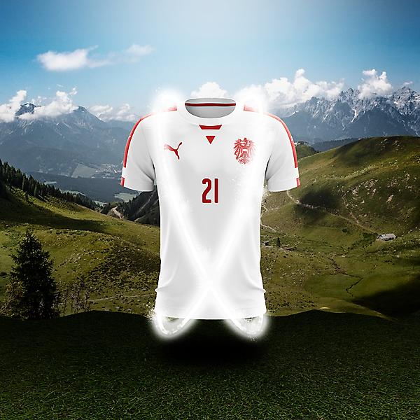 Puma x Austria  - Away