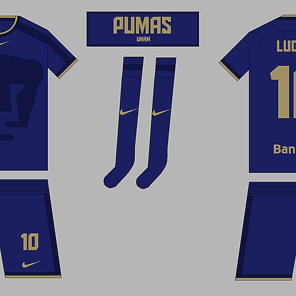 Pumas UNAM - Away kit