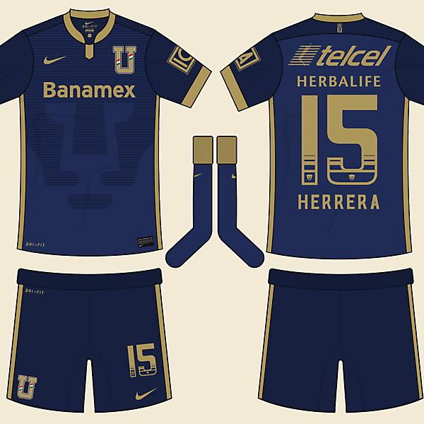 Pumas UNAM Home Kit