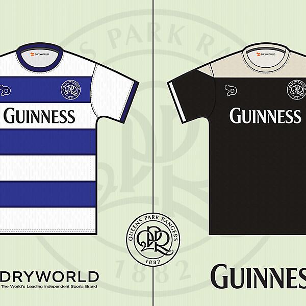 QPR Home / Away Shirt